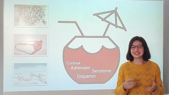 Toller Erfolg für Gunzenhäuser Gymnasiastin Lena Franz