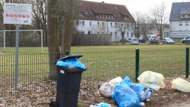 Der Schnaittacher Bauhof ist keine Müllabfuhr