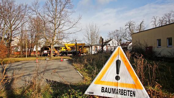 Baumfällungen in Nürnberg: Hier setzt Sör die Säge an