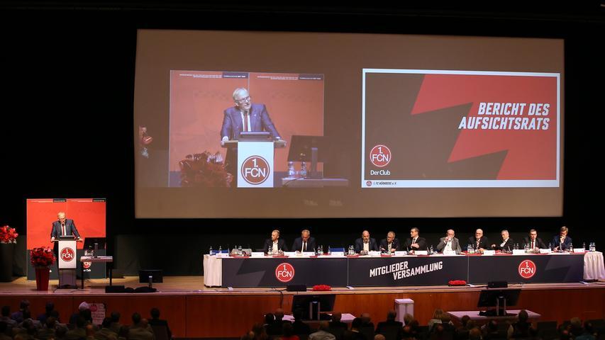 Nach der JHV 2021: Das ist der Aufsichtsrat des 1. FC Nürnberg