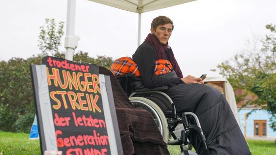 Aktivisten geben auf: Der Hungerstreik für das Klima ist vorbei
