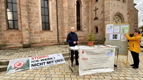 ICE-Werk bei Pyrbaum: BN warnt vor massiven Folgen