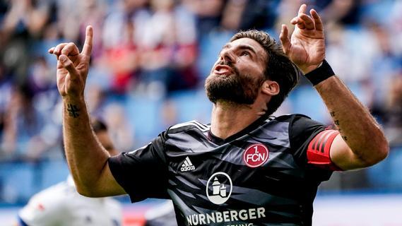 2:2 beim HSV! Die Club-Serie reißt auch in Hamburg nicht