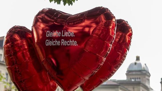 Volksabstimmung in der Schweiz: Wähler stimmen deutlich für die Ehe für alle