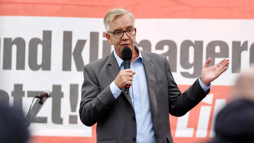 Der Co-Spitzenkandidat der Linken, Dietmar Bartsch, glaubt nicht, dass die