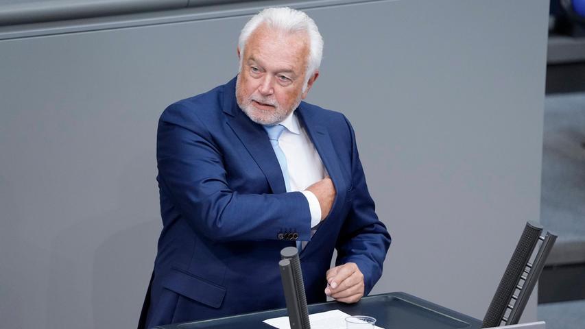 Der stellvertretende FDP-Vorsitzende Wolfgang Kubicki hat sich sehr zufrieden über das Abschneiden seiner Partei bei der Bundestagswahl geäußert.
