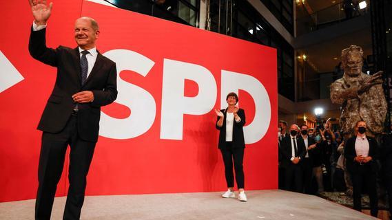 Bundestagswahl live: Kanzler-Krimi zwischen Scholz und Laschet - Söder macht klare Ansage