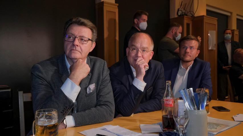 Verhaltene Stimmung bei der Nürnberger CSU