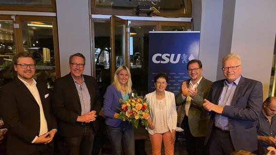 Stimmung bei Bayreuther CSU