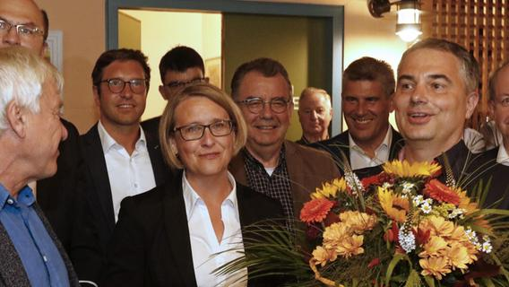 Wahlkreis Amberg: Susanne Hierl holt Direktmandat