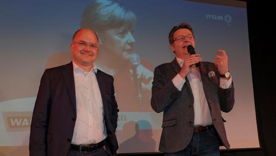 Schwabach: Michael Frieser (CSU) verteidigt das Direktmandat