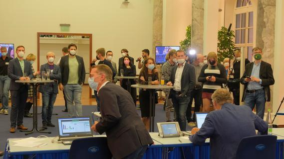 Ergebnisparade: In Nürnberg hat die CSU die Nase vorn