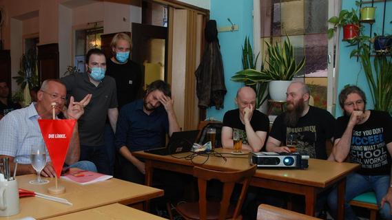 Wahlkreis Fürth: Katerstimmung bei der Linken
