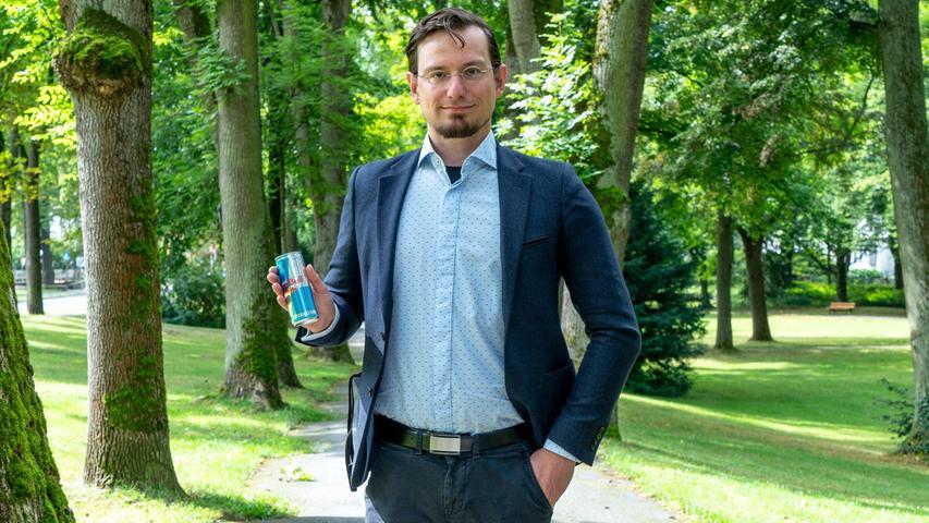 Tobias Peterka vertritt für die AfD den Wahlkreis Bayreuth für vier weitere Jahre im Bundestag.