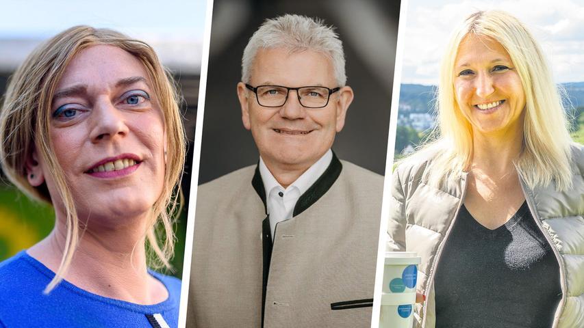 Diese Politiker aus der Region ziehen in den Bundestag