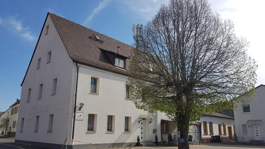 Ist in der früheren Pension Lindengarten Platz für einen Stadtteiltreff in Großgründlach?