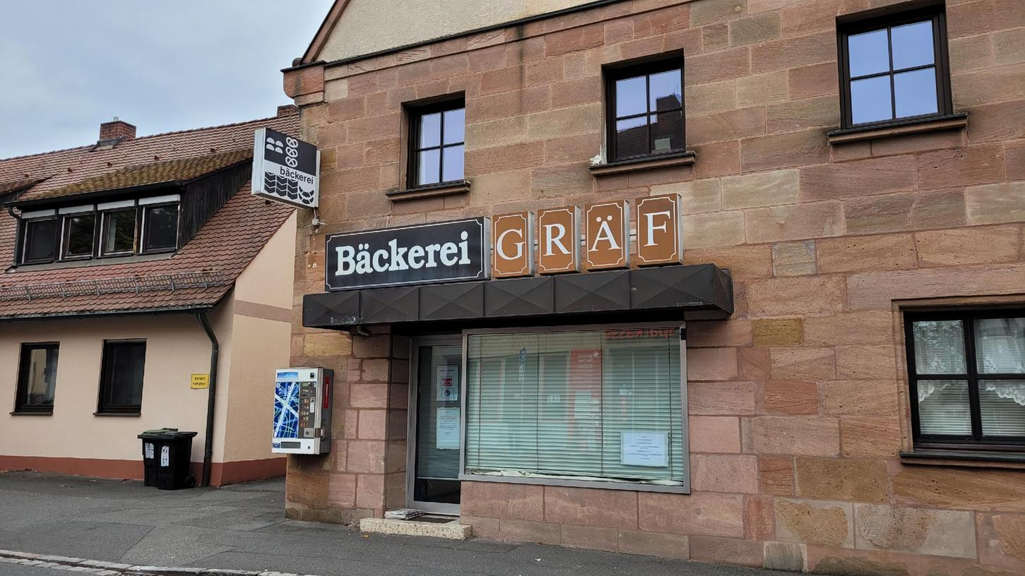 DieBäckerei Gräf schließt nach 145 Jahren ihr Geschäft. Großgründlach ist geschockt.