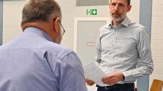 Ulf Schulz ist neu im Marloffsteiner Gemeinderat