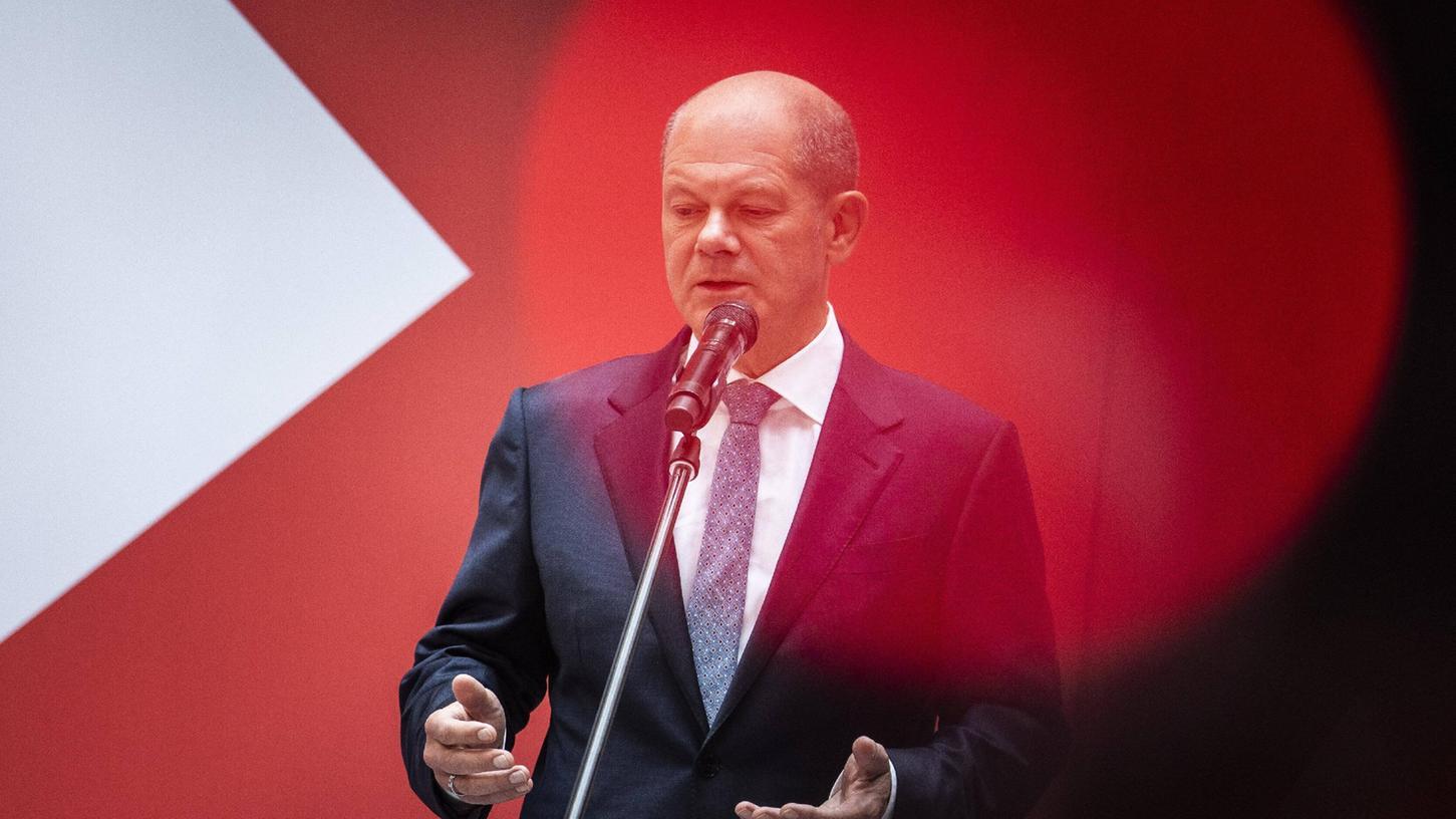 Die SPD mit Kanzlerkandidat Olaf Scholz steht als Wahlsieger fest. Bahnt sich eine Ampel-Koalition mit FDP und Grünen an?