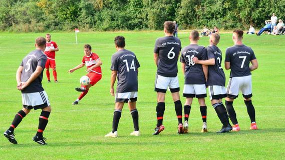 Die Bilder des Derbys SSV gegen TSV-1860-Zweite