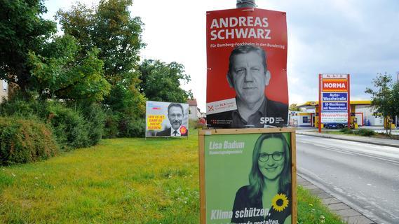 Rot steht oben, Gelb ist in der Mitte und Grün ist unten: die klassische Ampel. Ob sie kommt? Die CSU sagt, die SPD ist am Zug.