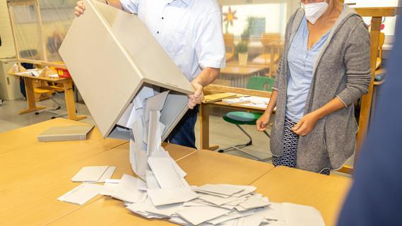 Bundestagswahl in Nürnberg: So hat Ihre Straße gewählt