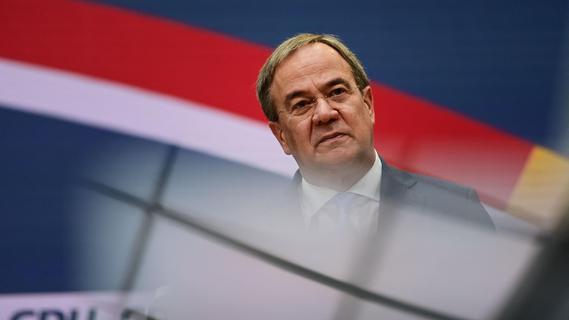 CDU-Politiker: Laschet sollte Verantwortung für