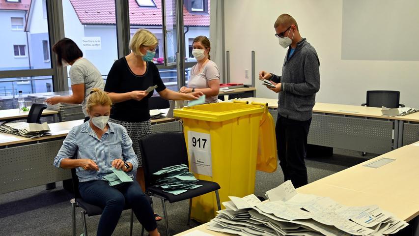 Bundestagswahl in Erlangen: Welche Kandidaten mehr Stimmen holten als ihre Partei