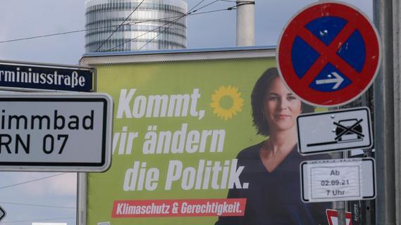 Bundestagswahl in Nürnberg: Die politische Erregungskurve bleibt flach