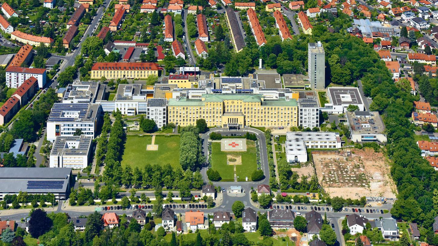 Die Städte brauchen Geld, um ihre Infrastruktur zu erhalten. Für ihr Krankenhaus braucht die Stadt Fürth Zuschüsse vom Bund.