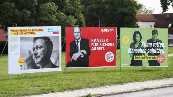 Hochburgen und Tiefpunkte: Die Bundestagswahl im Wahlkreis Roth