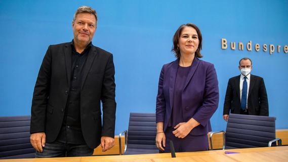 Grüne und FDP treffen sich schon am Mittwoch - Habeck soll Vizekanzler werden