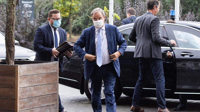 Unmut wird laut: Erste CDU-Politiker drängen Laschet zu Rücktritten