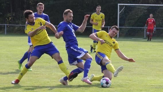 SC Stirn nach Sieg im Topspiel gegen SV Alesheim auf Platz eins