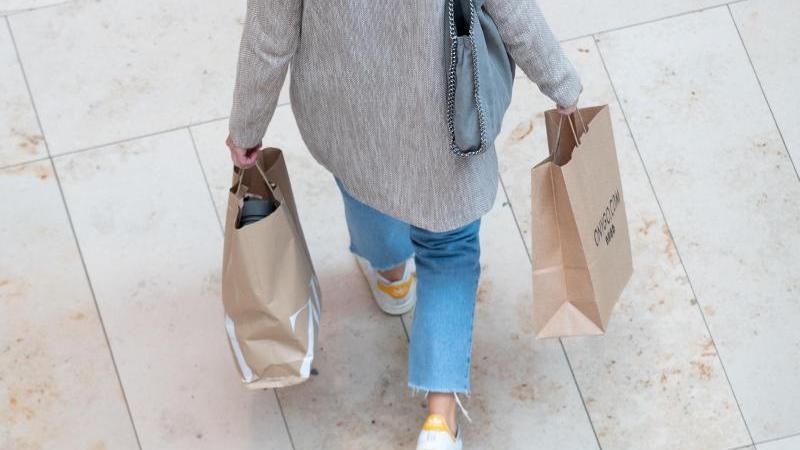 Eine Umfrage unter Mieter besagt, dass Einkaufen im Ansbacher Brücken-Center besonders angenehm ist.