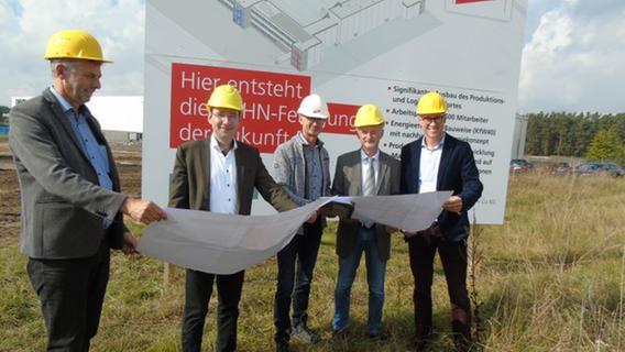Dehn investiert in Mühlhausen 50 Millionen Euro