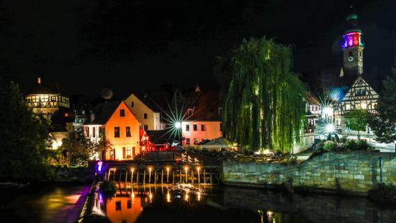 Zauber in Franken: Magische Nächte in Lauf