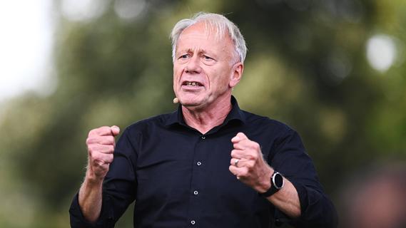 Bundestagswahl: Trittin kritisiert Postengeschacher zwischen Habeck und Baerbock