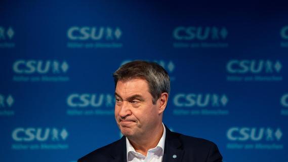 Medienbericht: Söder plötzlich Kanzler? CSU-Chef soll Jamaika sondieren - und selbst antreten