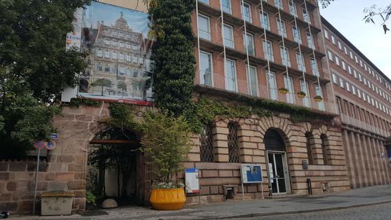 Nürnberg: Initiative will Pocket Park am Pellerhaus