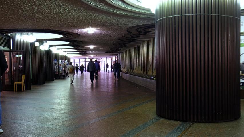 Dunkel und dreckig: Lorenzer Passage bekommt endlich eine Schönheitskur