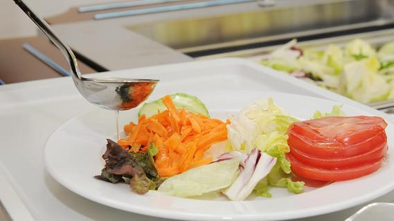Zentralmensa in Fürth: Hier sollen Schüler mit Essen versorgt werden