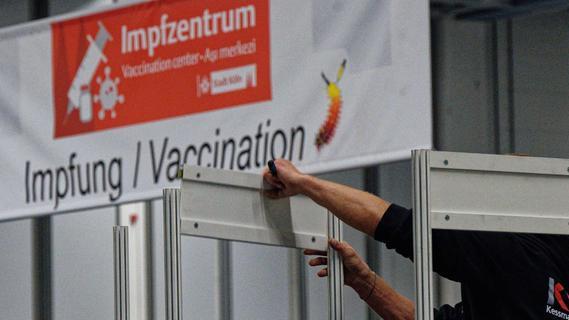 Impfzentren in Bayern werden weitgehend geschlossen