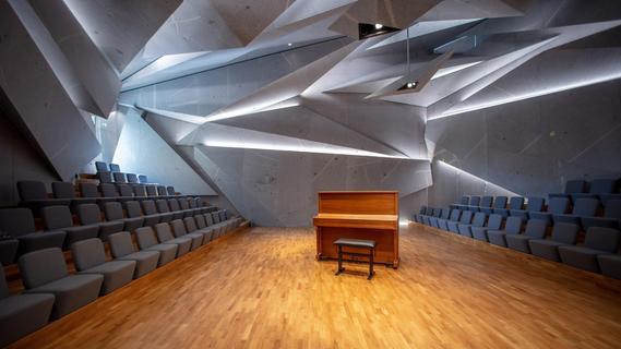 So sieht Frankens neuer spektakulärer Konzertsaal aus