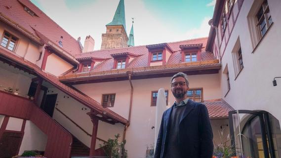 Endlich fertig: Sebalder Pfarrhof in Nürnberg lädt zum Entdecken ein