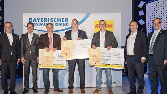 Bayern-Krone des Ehrenamts für