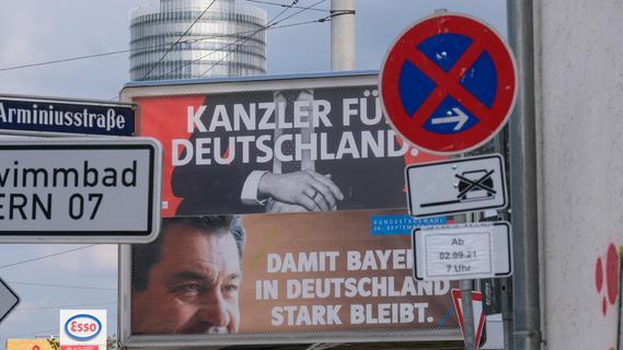 So denkt die Nürnberger Basis von CSU, SPD und Grünen über die Wahl
