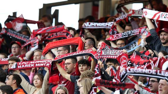 Club-Fans hoffen auf zügigen Einlass ins Max-Morlock-Stadion