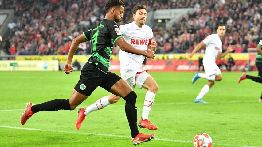 Wurde nach seinem Bundesliga-Debüt mitsamt Torvorlage gegen den FC Bayern vom Trainer gelobt, unter der Woche sprach Leitl davon, dass Tillman