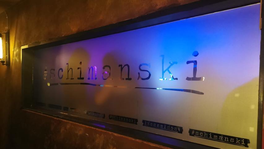 Das Schimanski öffnete auch bereits am Freitagabend seine Türen.
